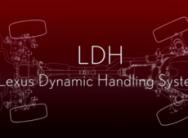 Lexus Dynamic Handling na 4 kołach skrętnych